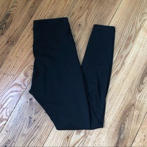 OLD NAVY  Active High Waisted Black Leggings